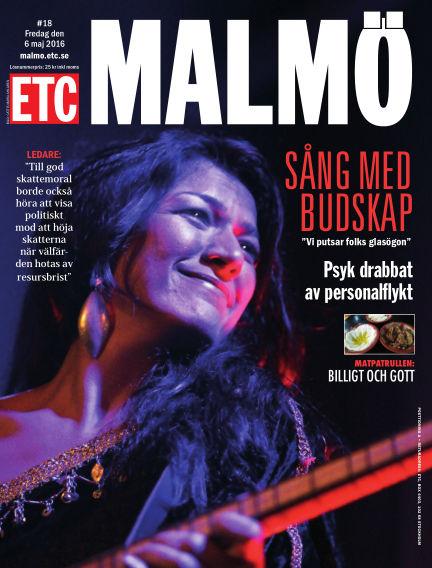 ETC Lokaltidningen (Inga nya utgåvor) May 06, 2016 00:00