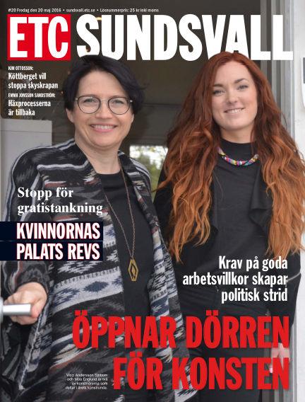 ETC Lokaltidningen (Inga nya utgåvor) May 20, 2016 00:00