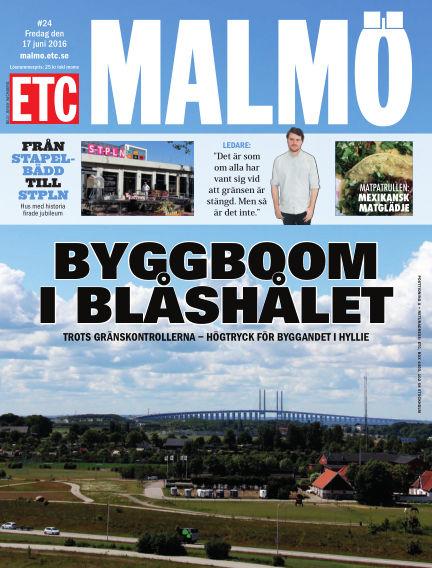 ETC Lokaltidningen (Inga nya utgåvor) June 17, 2016 00:00