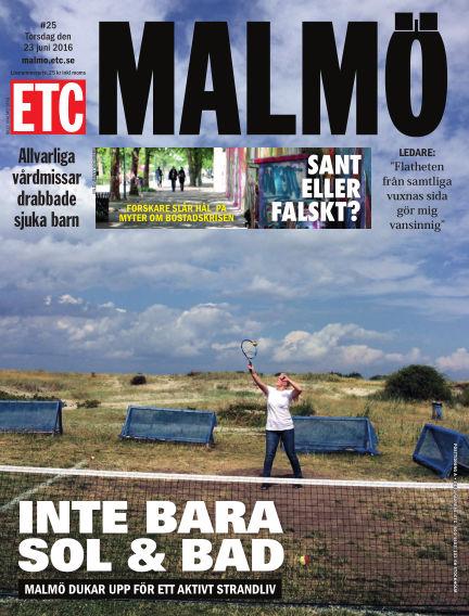 ETC Lokaltidningen (Inga nya utgåvor) June 23, 2016 00:00