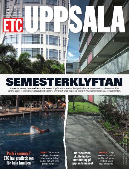 ETC Lokaltidningen (Inga nya utgåvor) July 01, 2016 00:00