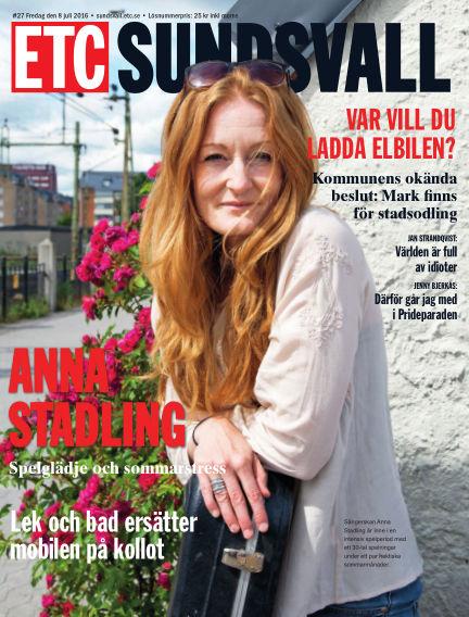 ETC Lokaltidningen (Inga nya utgåvor) July 08, 2016 00:00