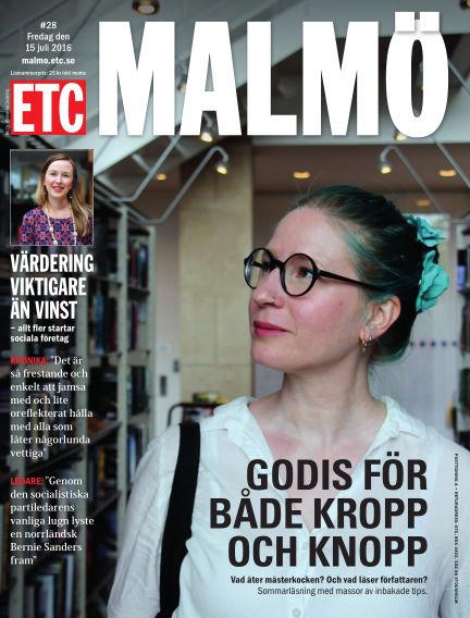 ETC Lokaltidningen (Inga nya utgåvor) July 15, 2016 00:00