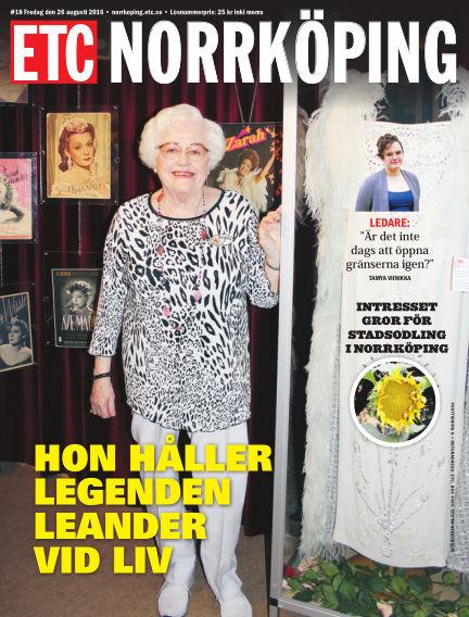 ETC Lokaltidningen (Inga nya utgåvor) August 26, 2016 00:00