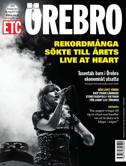 ETC Lokaltidningen (Inga nya utgåvor) September 02, 2016 00:00