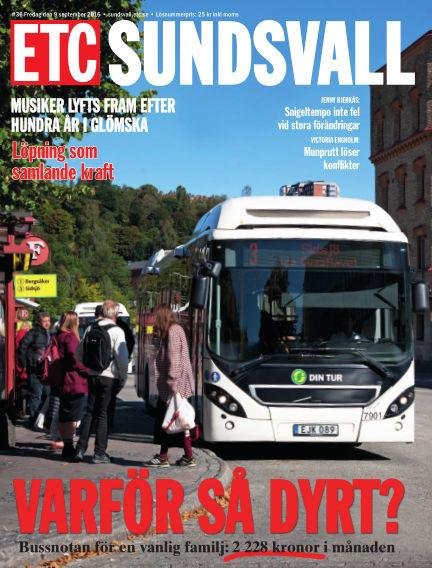 ETC Lokaltidningen (Inga nya utgåvor) September 09, 2016 00:00