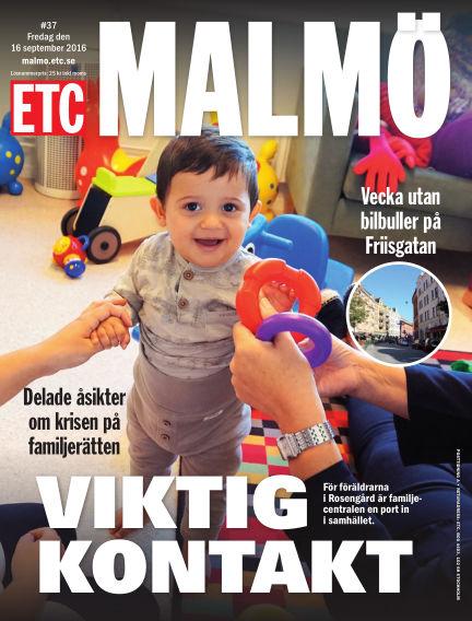 ETC Lokaltidningen (Inga nya utgåvor) September 16, 2016 00:00