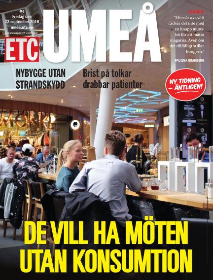 ETC Lokaltidningen (Inga nya utgåvor) September 23, 2016 00:00