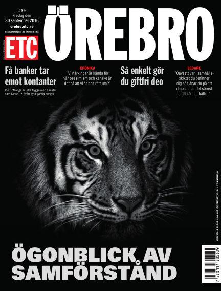 ETC Lokaltidningen (Inga nya utgåvor) September 30, 2016 00:00