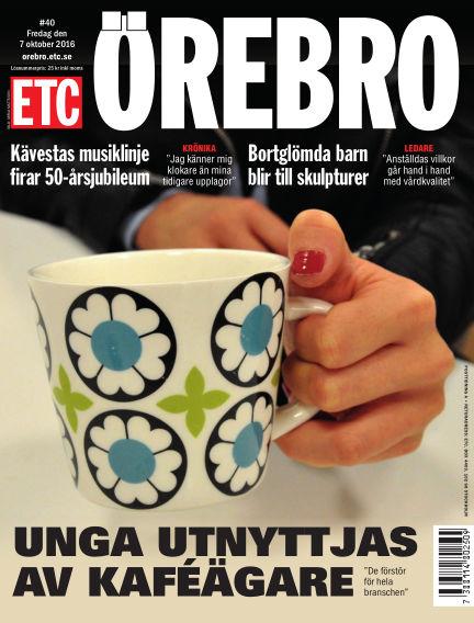 ETC Lokaltidningen (Inga nya utgåvor) October 07, 2016 00:00