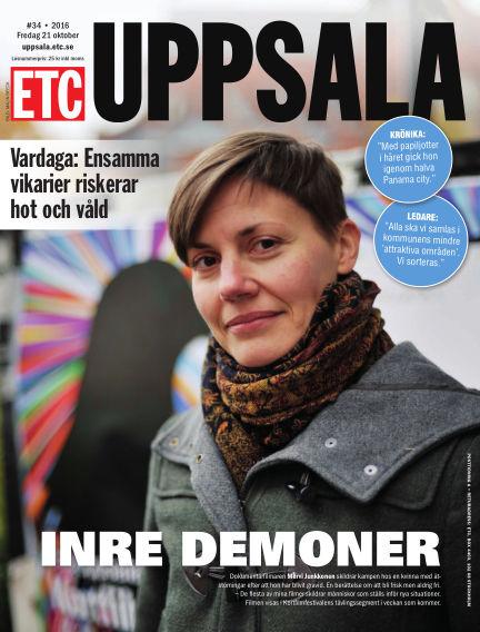 ETC Lokaltidningen (Inga nya utgåvor) October 21, 2016 00:00