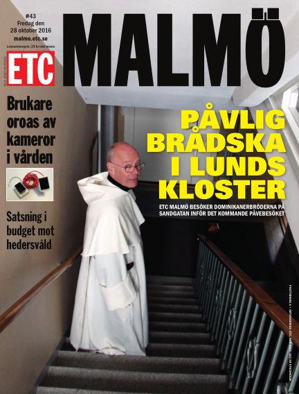 ETC Lokaltidningen (Inga nya utgåvor) October 28, 2016 00:00