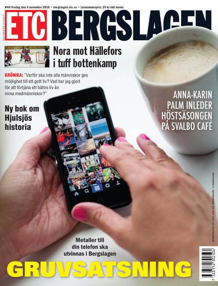 ETC Lokaltidningen (Inga nya utgåvor) November 04, 2016 00:00