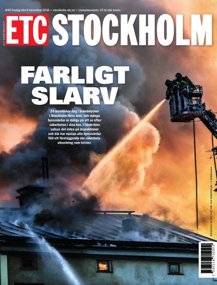 ETC Lokaltidningen (Inga nya utgåvor) December 09, 2016 00:00