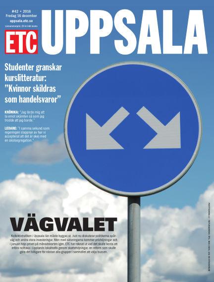 ETC Lokaltidningen (Inga nya utgåvor) December 16, 2016 00:00
