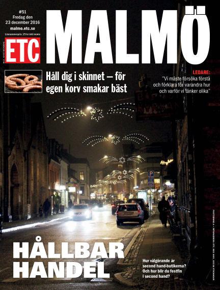 ETC Lokaltidningen (Inga nya utgåvor) December 23, 2016 00:00