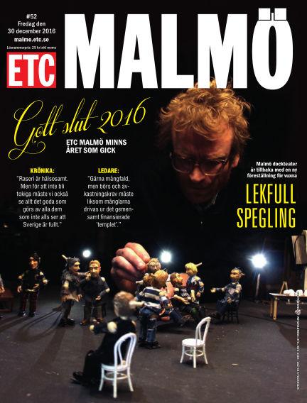 ETC Lokaltidningen (Inga nya utgåvor) December 30, 2016 00:00