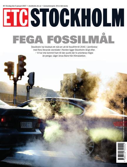 ETC Lokaltidningen (Inga nya utgåvor) January 06, 2017 00:00
