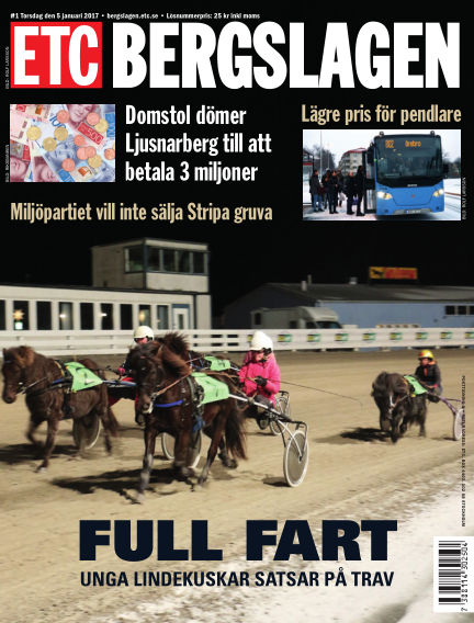 ETC Lokaltidningen (Inga nya utgåvor) January 04, 2017 00:00
