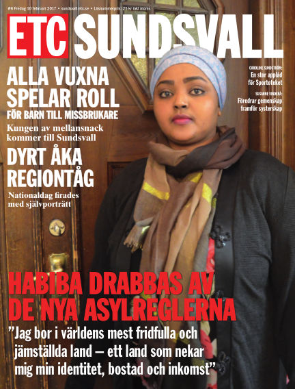 ETC Lokaltidningen (Inga nya utgåvor) February 10, 2017 00:00