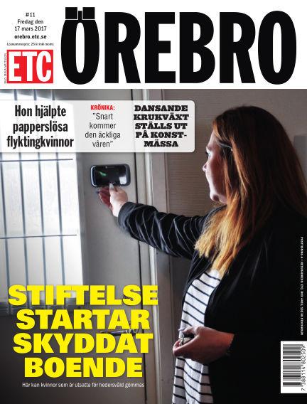 ETC Lokaltidningen (Inga nya utgåvor) March 17, 2017 00:00