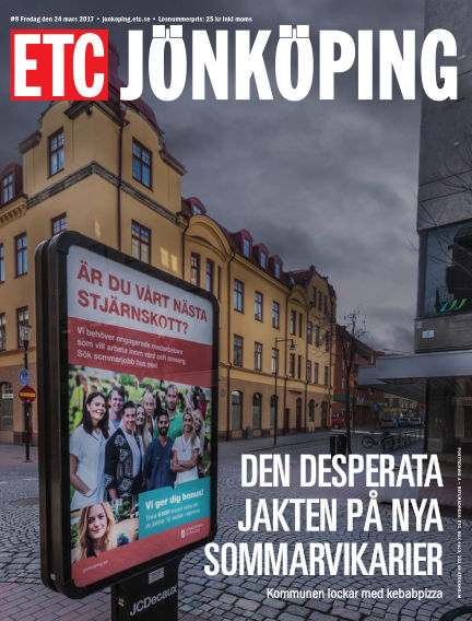 ETC Lokaltidningen (Inga nya utgåvor) March 24, 2017 00:00