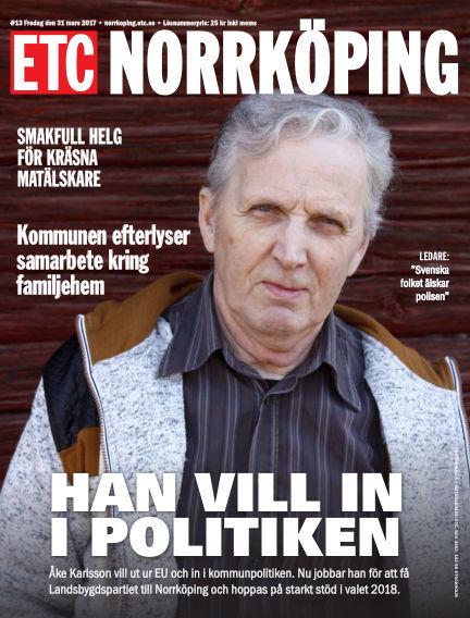 ETC Lokaltidningen (Inga nya utgåvor) March 31, 2017 00:00