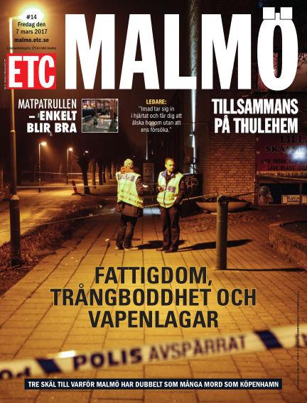 ETC Lokaltidningen (Inga nya utgåvor) April 07, 2017 00:00