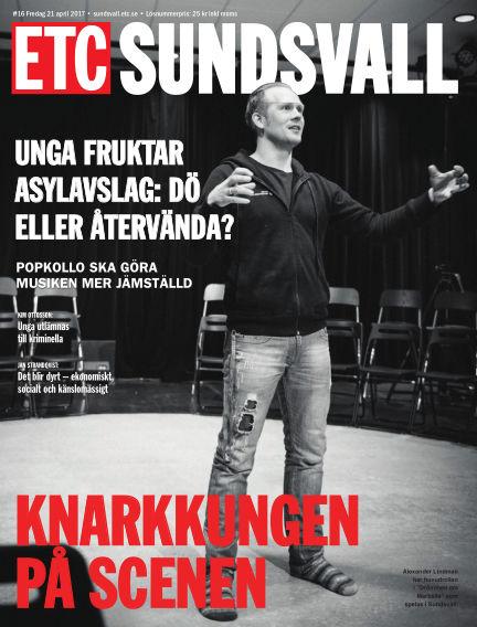 ETC Lokaltidningen (Inga nya utgåvor) April 21, 2017 00:00
