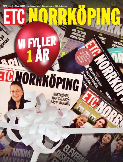 ETC Lokaltidningen (Inga nya utgåvor) April 28, 2017 00:00