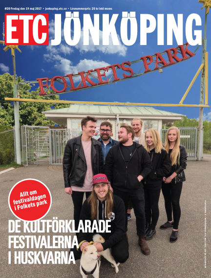 ETC Lokaltidningen (Inga nya utgåvor) May 19, 2017 00:00