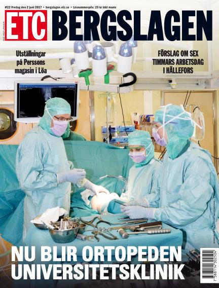 ETC Lokaltidningen (Inga nya utgåvor) June 02, 2017 00:00