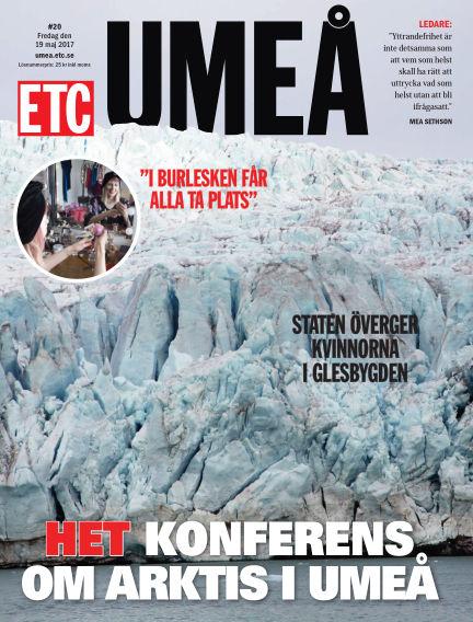 ETC Lokaltidningen (Inga nya utgåvor) June 09, 2017 00:00