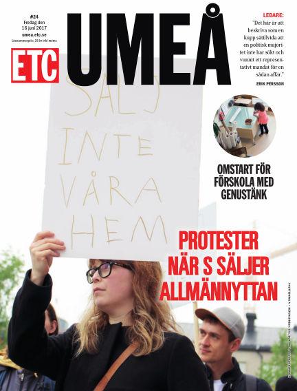 ETC Lokaltidningen (Inga nya utgåvor) June 16, 2017 00:00
