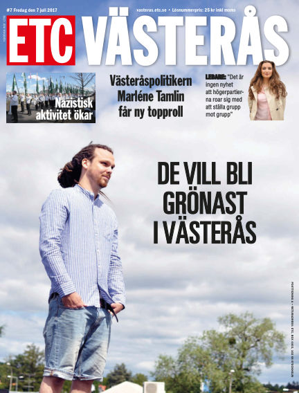 ETC Lokaltidningen (Inga nya utgåvor) July 07, 2017 00:00
