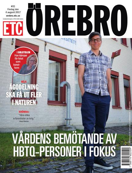 ETC Lokaltidningen (Inga nya utgåvor) August 04, 2017 00:00