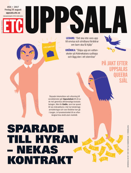 ETC Lokaltidningen (Inga nya utgåvor) August 25, 2017 00:00