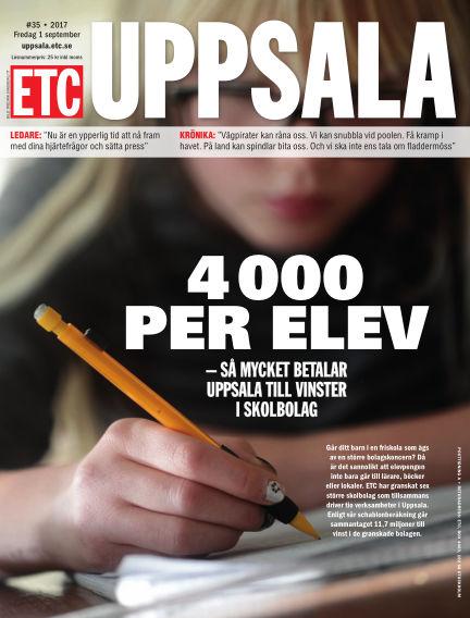 ETC Lokaltidningen (Inga nya utgåvor) September 01, 2017 00:00