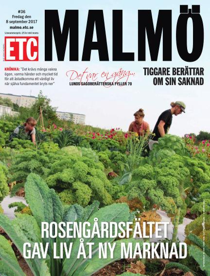 ETC Lokaltidningen (Inga nya utgåvor) September 08, 2017 00:00