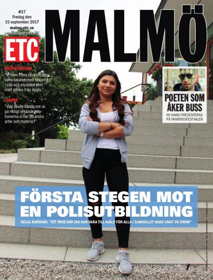 ETC Lokaltidningen (Inga nya utgåvor) September 15, 2017 00:00