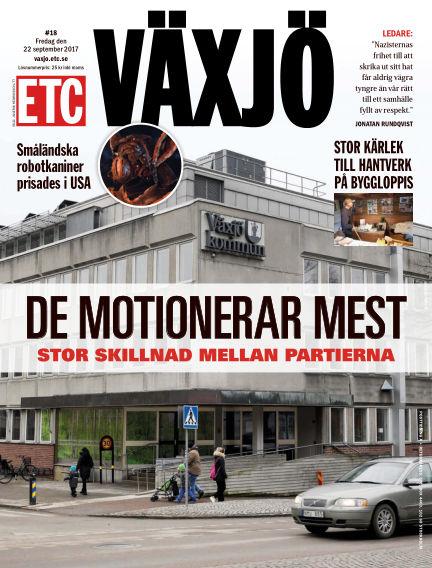 ETC Lokaltidningen (Inga nya utgåvor) September 22, 2017 00:00