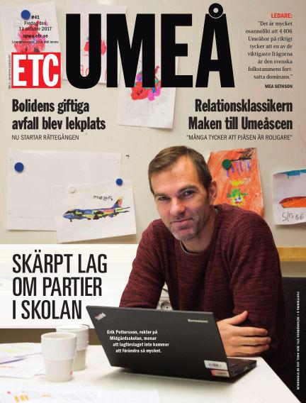 ETC Lokaltidningen (Inga nya utgåvor) October 13, 2017 00:00