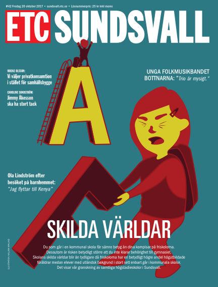 ETC Lokaltidningen (Inga nya utgåvor) October 20, 2017 00:00