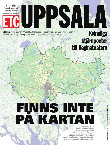 ETC Lokaltidningen (Inga nya utgåvor) November 03, 2017 00:00