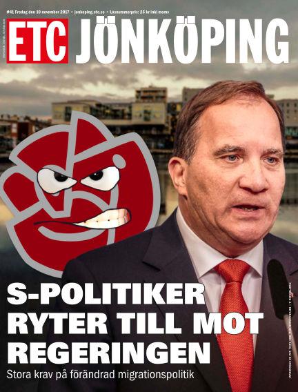 ETC Lokaltidningen (Inga nya utgåvor) November 10, 2017 00:00