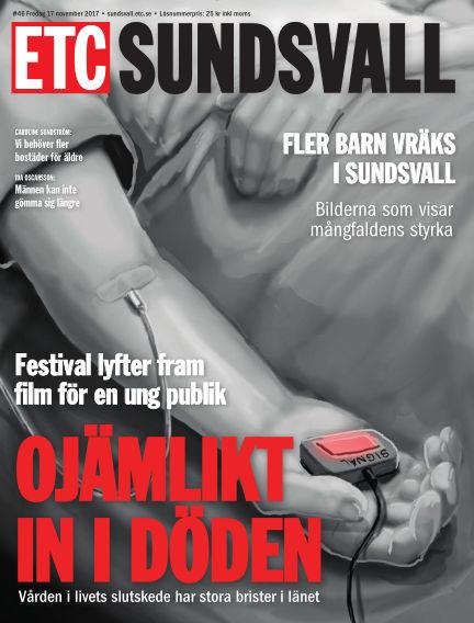 ETC Lokaltidningen (Inga nya utgåvor) November 17, 2017 00:00