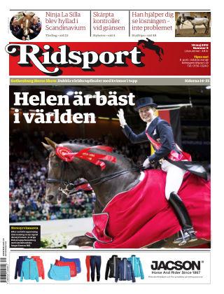 Ridsport 2013-05-10