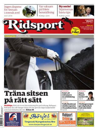 Ridsport 2013-04-11