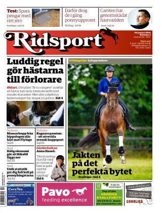 Ridsport 2014-01-30