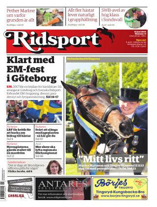 Ridsport 2014-06-12